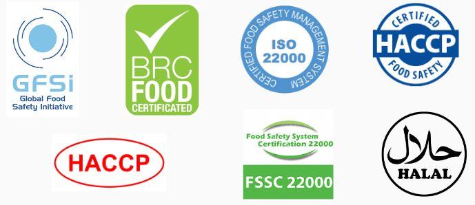 standardi sigurnosti hrane